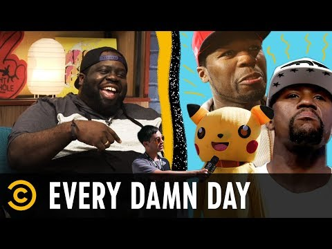 Floyd Mayweather Feuds with 50 Cent & Jordan Goes to Comic-Con - Every Damn Day
