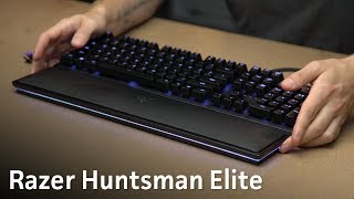 Razer Huntsman Elite review: Fast and furious opto-mechanical switches