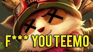 Repeat youtube video HOW A TEEMO SHOULD DIE