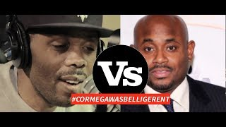 Cormega RESPONDS to Steve Stoute's DRUNK TRUTH About Him On Drink Champs 'Cormega Was Belligerent'