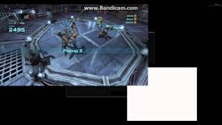 тренировка за дефстроука в Batman Arkhem Oridgins № 1