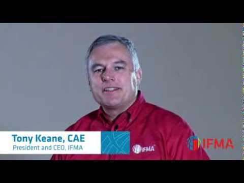 Message from Tony Keane, CEO IFMA, Hays DNA Series