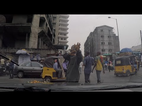 Take a trip through the streets of Lagos, Nigeria