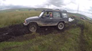 Cowm 4x4 Missing Puddles