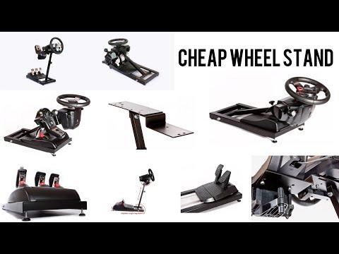 Cheap Steering Wheel Stand Under £50   Wheel stand GT