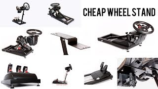 Cheap Steering Wheel Stand Under £50 | Wheel stand GT