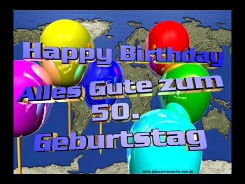 Gedicht Zum 50 Geburtstag