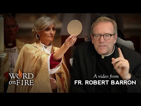 Why Won't Catholicism Allow Women Priests? (#AskBishopBarron)