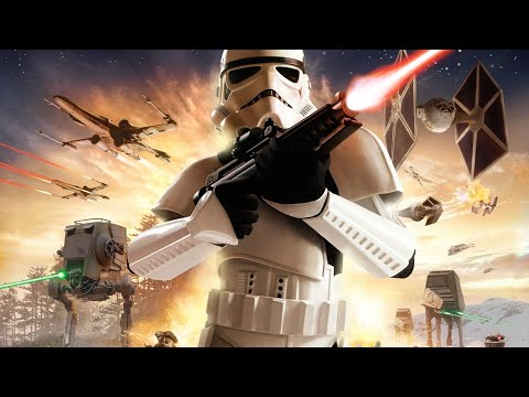 STAR WARS Battlefront (Classic 2004) |