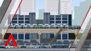 Jakarta's new MRT system: Where it stops, operating hours and key facts