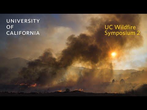UC Wildfire Symposium Fire in the Wildland Urban Interface WUI