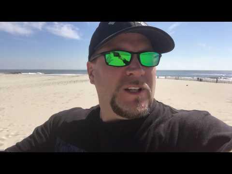 New Jersey Striper Trip 2018 Cape May Part 2