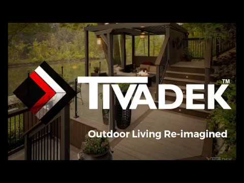 TIVADEK Outdoor Living Re-imagined