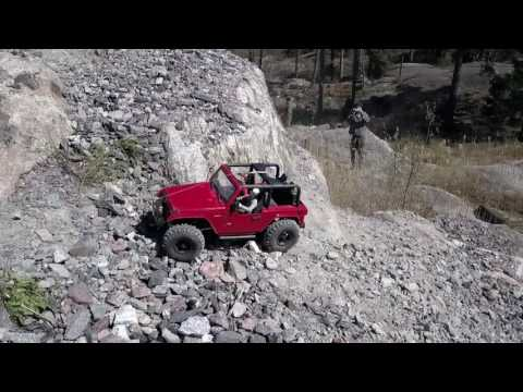 RC-offi.net Finnish RC Rock Crawling Series 2017 #1 Helsinki