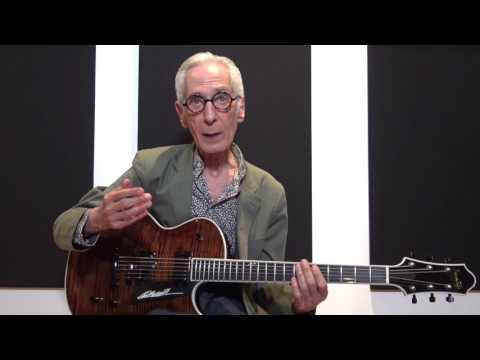 Pat Martino - Giant Steps Improvisation (Lesson Excerpt)