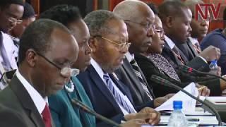 Wakyaliwo akatubagiro wakati wa ministule y'ebyensimbi, ekitongole ekigaba eddagala thumbnail