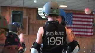 Cornfed Derby Dames | Roller Derby | Muncie Indiana | Web Sports Machine