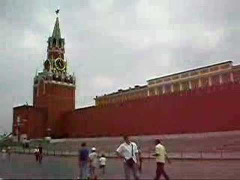 Moscow Red Square (Красная площадь, Москва)