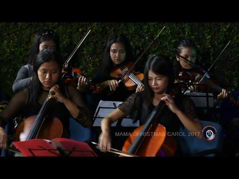 Adventist Youth Ensemble - Christmas Medley (Instrumental)