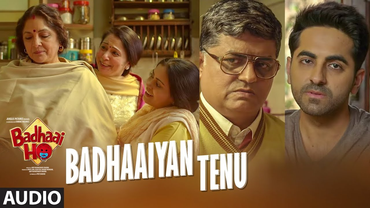 Badhaai Ho music review: A fun, inventive album replete with
