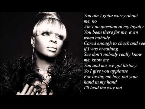 Mary J. Blige-25/8 Lyrics