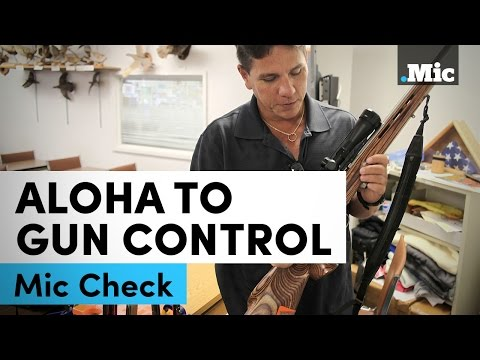 Hawaii just passed some of the strictest gun laws in the country | Mic Check