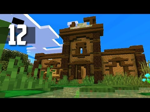 Swamp House! : Ep.12 - Minecraft Nomadic Survival thumbnail