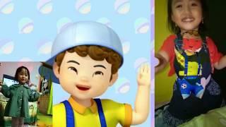 Joget lagu anak korea