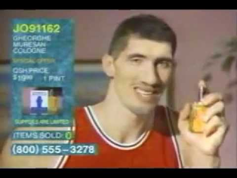 Want to smell like cabbage? Get some Gheorghe Muresan