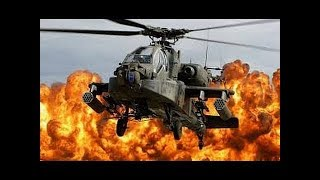 WARNING TO PUTIN US Military Helicopter in Europe ready to send a message