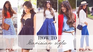 How To: Parisian Style Thumbnail