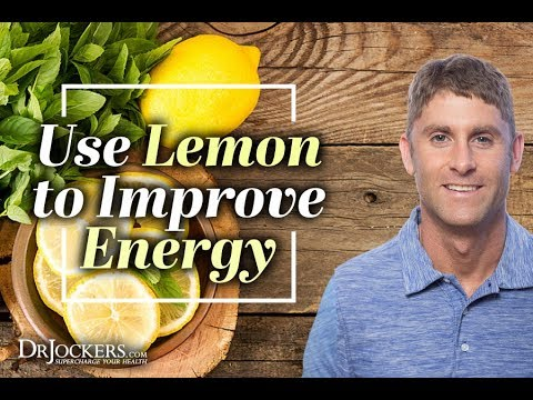 5 Ways to Use Lemon to Improve Your Energy Levels