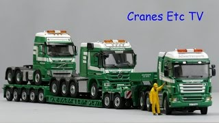 WSI Martin Brunner Truck Set by Cranes Etc TV