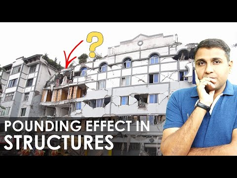 Earthquake l Pounding Effect l ln Building I Reasons and Solutions of Pounding I Earth Engineering