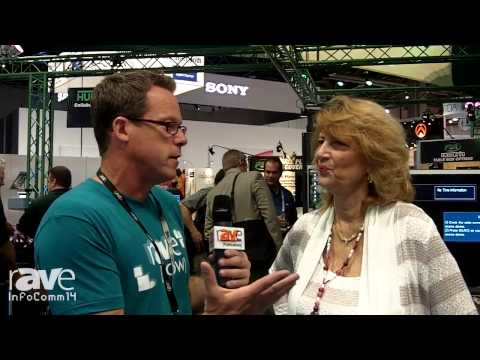 InfoComm 2014: Gary Speaks with FSR's Jan Sandri About Their HuddleVu Product and FSR's Vision