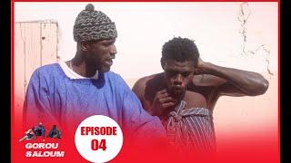 Série Gorou Saloum avec Sanékh, Niankou et Mandoumbé Ep4