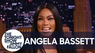 Angela Bassett Ditched a Red Carpet Interview to Meet Lizzo