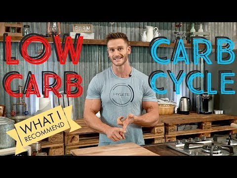 How you can Rebalance Your Carb Intake