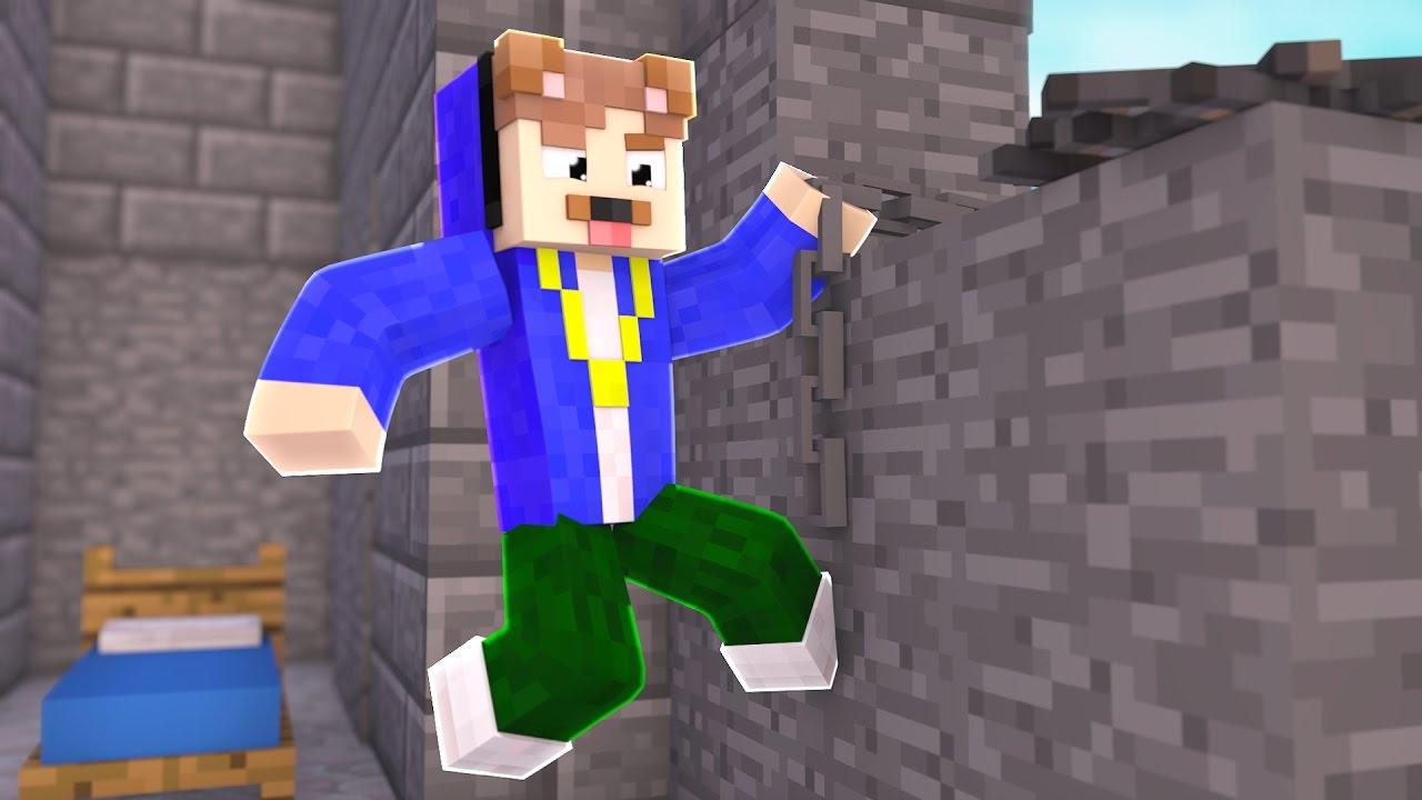 ICH BIN IM GEFÄNGNIS YouTube - Minecraft gefangnis spiele
