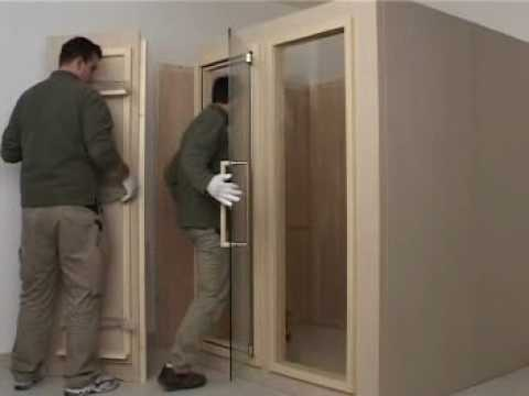 Sauna In Casa: Come Installare Una Sauna Koko In Casa Tua - Video1