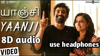 Yanji yanji 8D audio song Tamil Vikram vedha 8D audio song Tamil