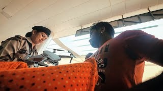 Varanasi Airport Police Caught With My Drone | VLOG² 41