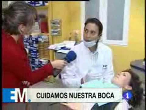 TVE Clinica BIO - Dr. Kamy Malekian Invisalign Ortodoncia Invisible Madrid España.avi