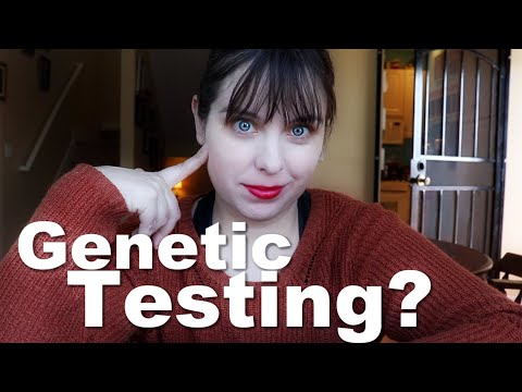 Autism and Genetic Testing- Our Family's Experience