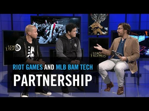 Riot Esports Heads and MLBAM president talk megadeal, revenue sharing, regional rollouts, and more