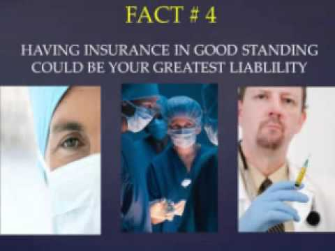 TOP 10 FACTS YOUR HEALTH CARE PROVIDER DOESN'T WANT YOU TO KNOW