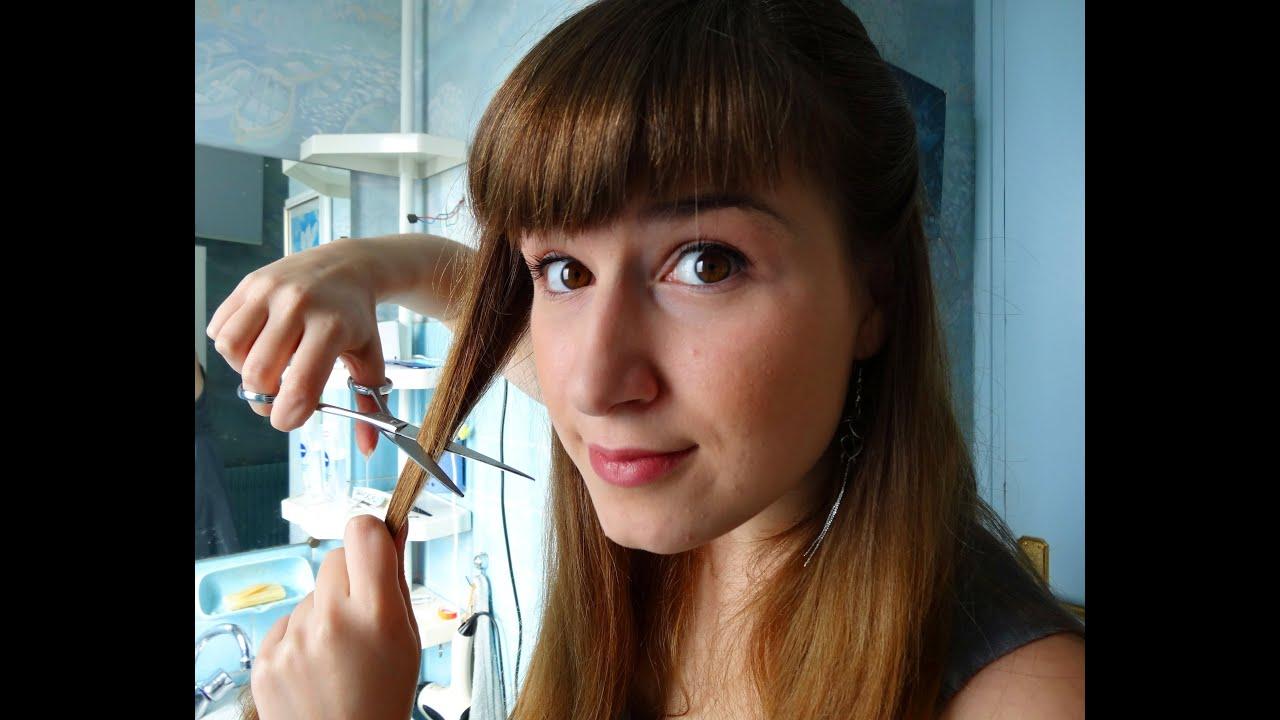 Nouvelle coupe de cheveux ! :D (+ bonus) - YouTube