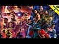 The Avengers vs The Justice League | MCU vs DCEU