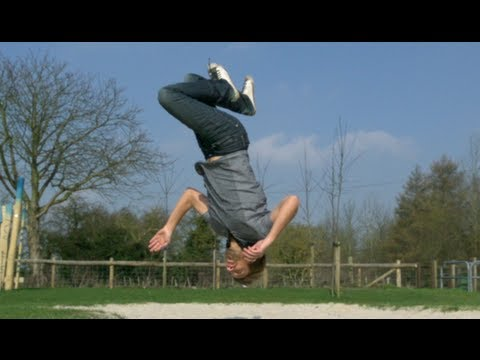 Front Flips and Back Flips in Slow Motion - The Slow Mo Guys