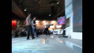 ИГРОМИР 2010: Харламов vs Андрей